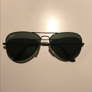 Ray Ban Aviators ❗️READ Description❗️